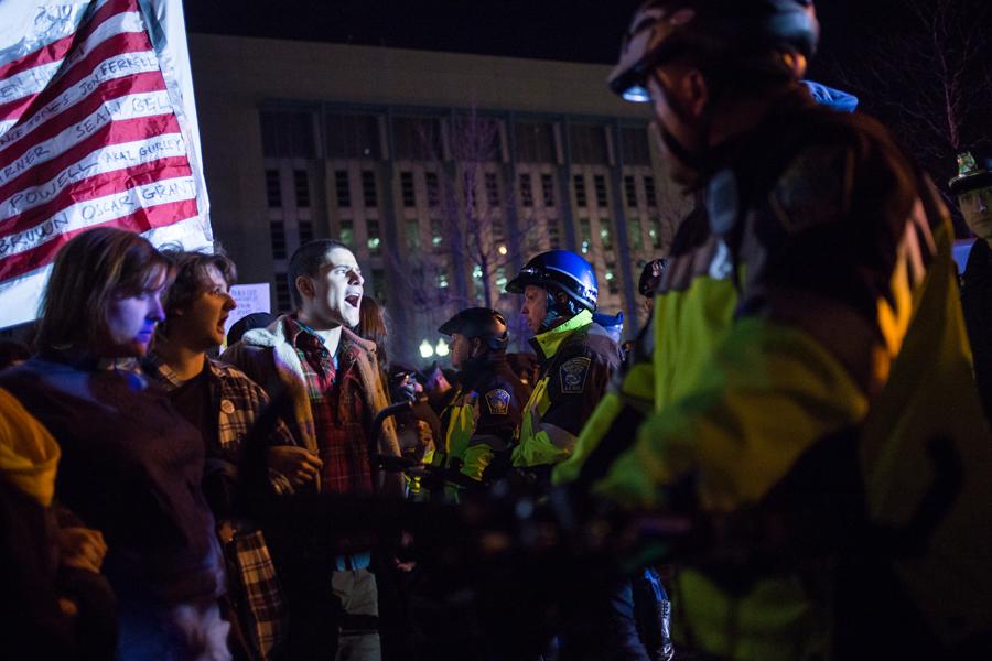 #IndictAmerica Rally