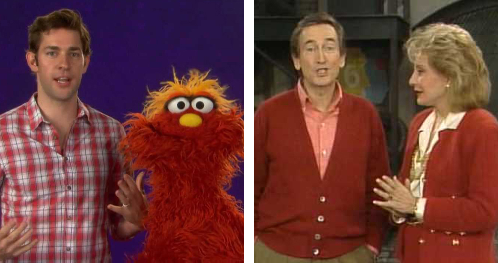 'Sesame Street' Turns 45! See the Show's Biggest Celebrity ...