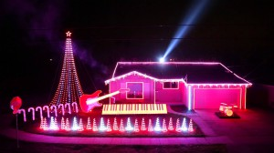 Best of Star Wars Music Christmas Lights Show 2014 - Featured on Great Christmas Light Fight!