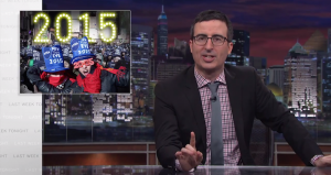 John Oliver New Years