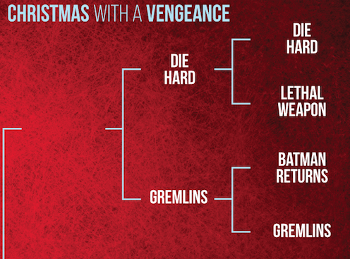 Christmas With A Vengeance