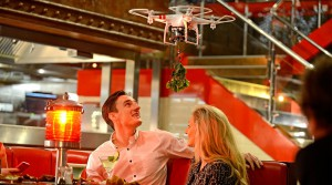 The UK's First Mistletoe Drones - #Togethermas