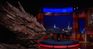 colbert dragon