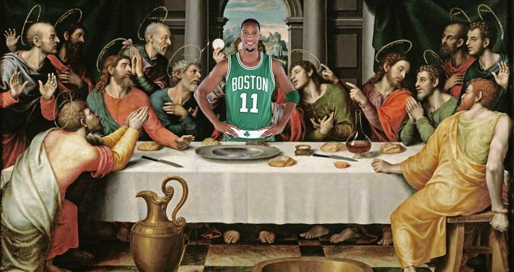 evan turner jesus