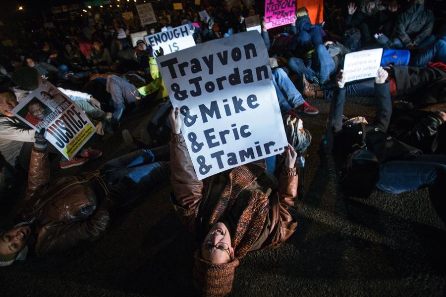 Eric Garner Protest