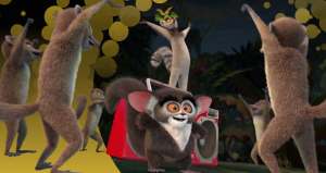 madagascar netflix new years