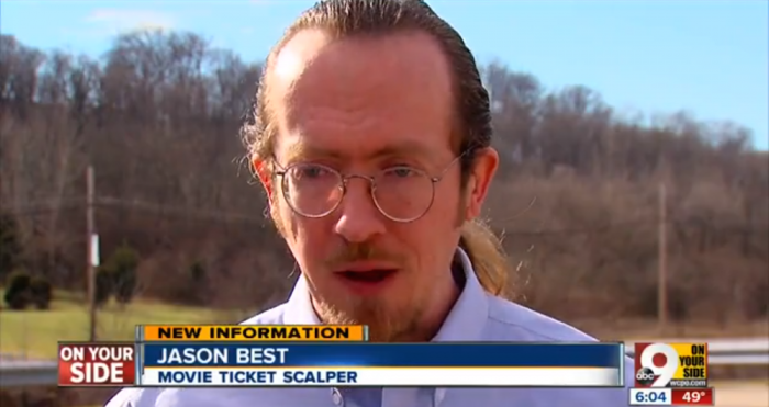 the interview scalper