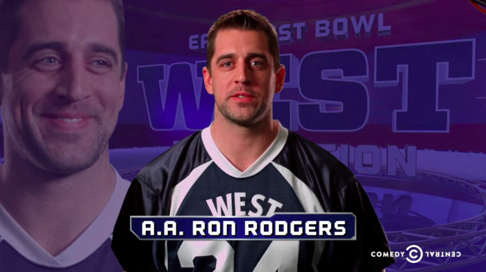 A.A. Ron Rodgers