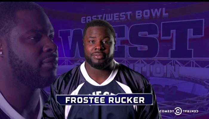 Frostee Rucker