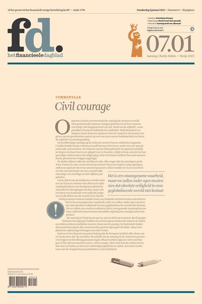 Het Financieele Dagblad Netherlands