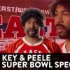 Key & Peele - East/West Bowl 3 - Pro Edition - Super Bowl Special Premieres Friday 10/9c