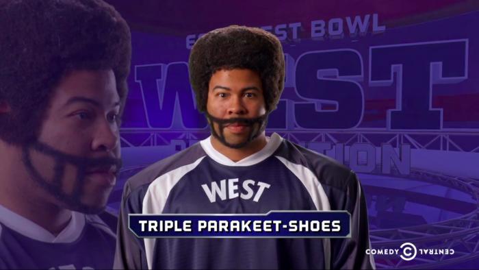 Triple Parakeet-Shoes