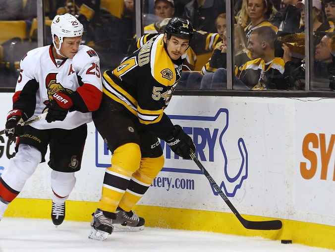 Adam McQuaid, Chris Neil