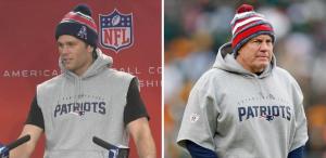 tom brady bill belichik hoodie
