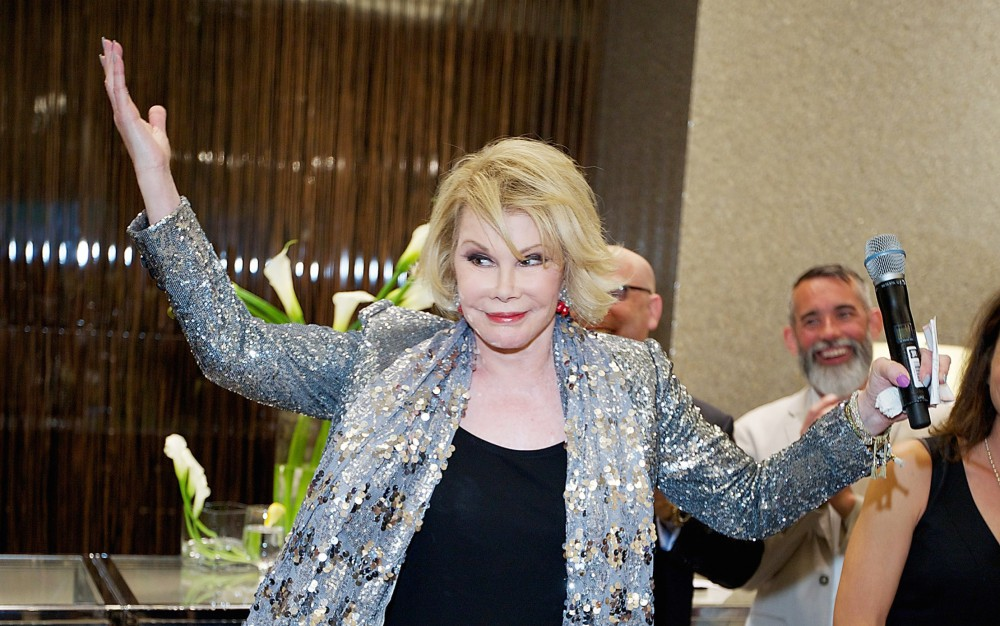 Michigan Avenue Magazine Celebrates Its Women Of Influence, May/June Issue With Joan Rivers At Neiman Marcus