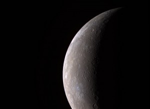 NASA Releases Color Picture Of Mercury