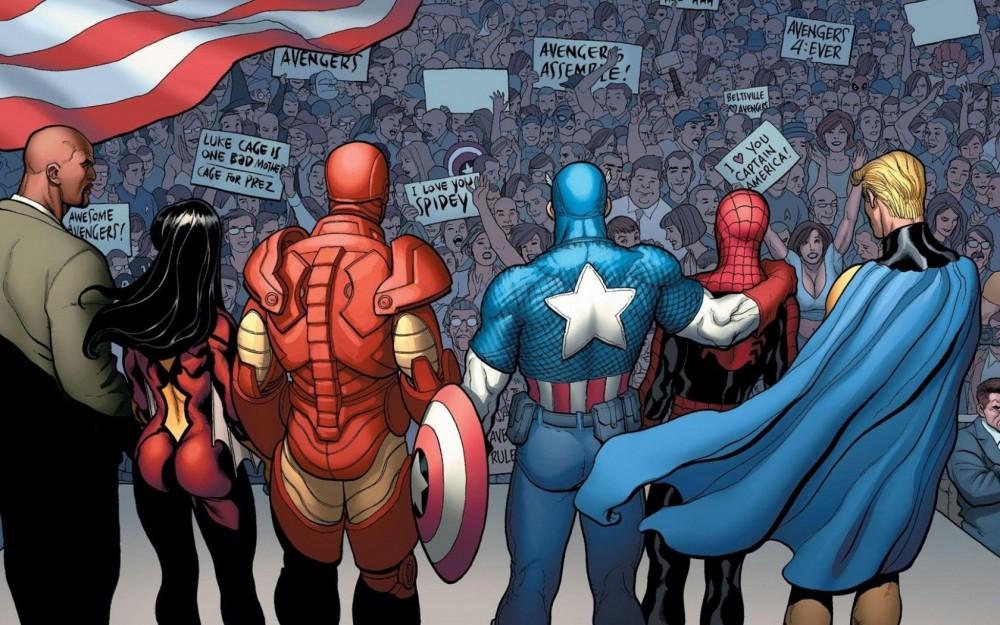 Avengers-Spider-Man