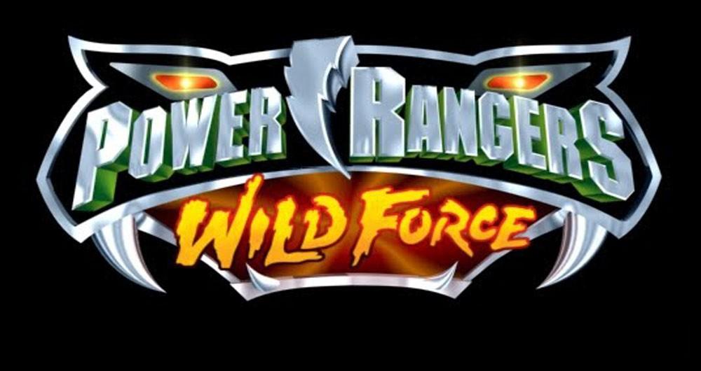 BanDai - Power Rangers Wild Force Logo