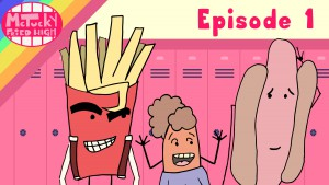 McTUCKY FRIED HIGH | Episode 1  | LGBTQ Cartoon