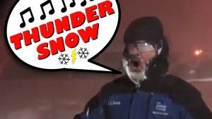 Thundersnow! - Songify This