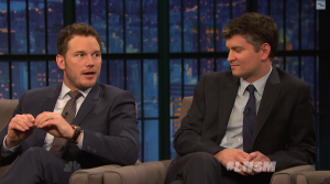 chris pratt mike schur header