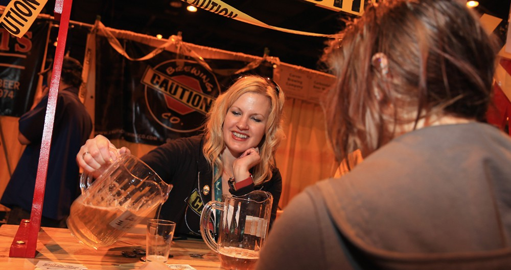 Annual Great American Beer Festival Brings Attracts Craft Beer Enthusiasts And Brewers From Around The Country