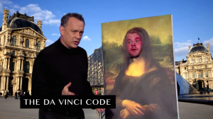 the da vinci code header