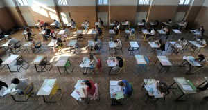 FRANCE-EDUCATION-BACCALAUREAT