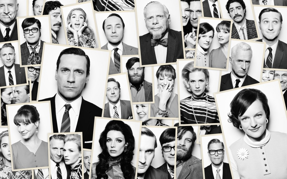 GROUP - Mad Men _ Season 7, Gallery - Photo Credit: Frank Ockenfels 3/AMC