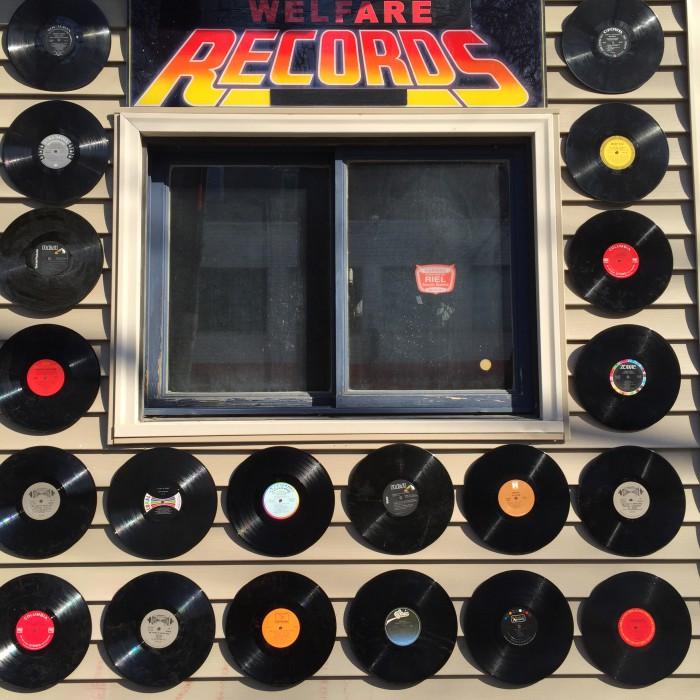 WELFARE RECORDS