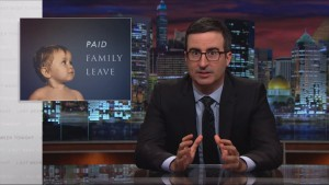 Last Week Tonight with John Oliver: Paid Family Leave (HBO)
