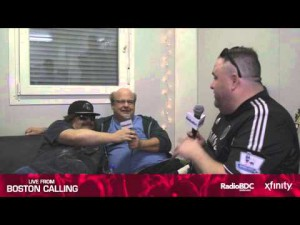 Live from Boston Calling: Tenacious D Interview