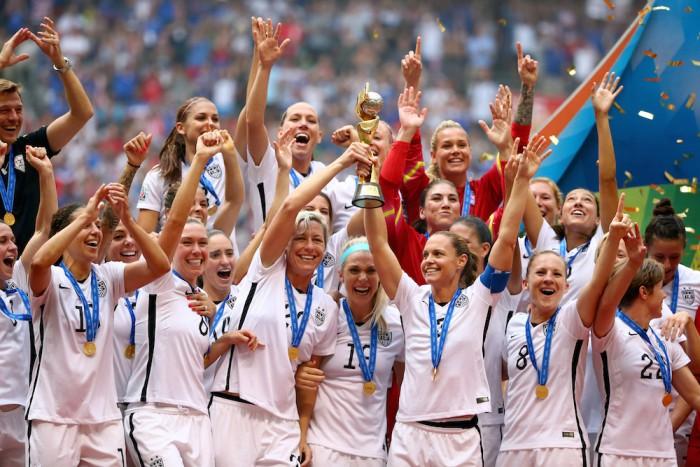 USA v Japan: Final - FIFA Women's World Cup 2015