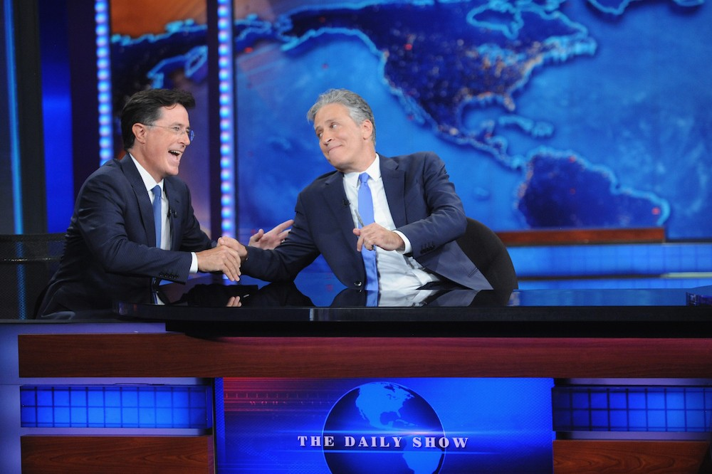 """The Daily Show With Jon Stewart"" #JonVoyage"