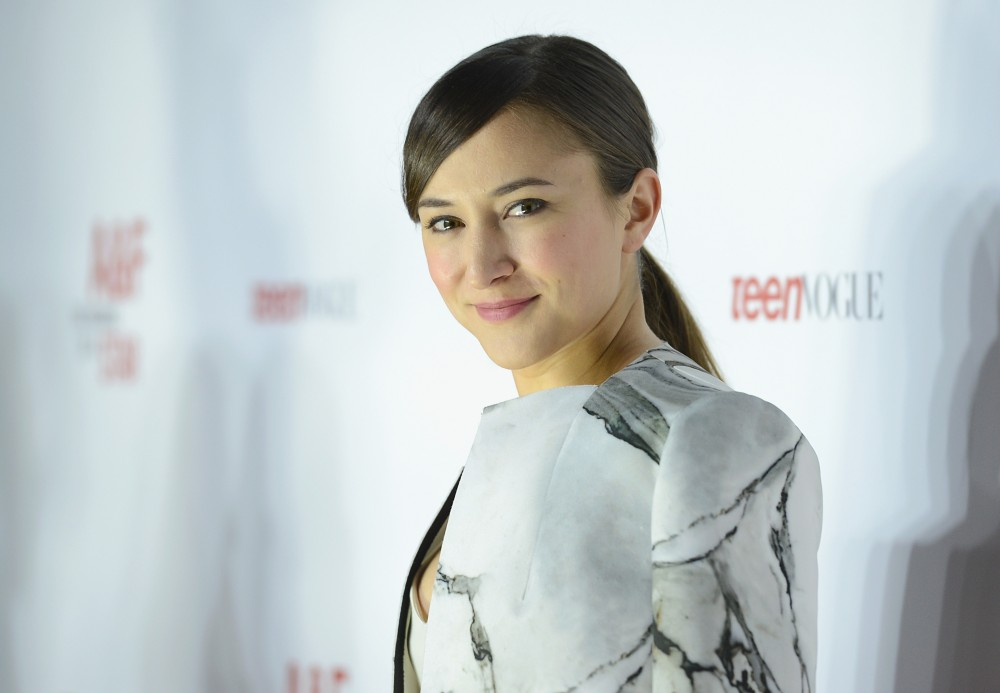 """LOS ANGELES, CA - FEBRUARY 22:  Actress Zelda Williams celebrates the Abercrombie & Fitch """"The Making of a Star"""" Spring Campaign Party in Hollywood, CA on February 22, 2014.  (Photo by Jason Merritt/Getty Images for Abercrombie & Fitch)"""