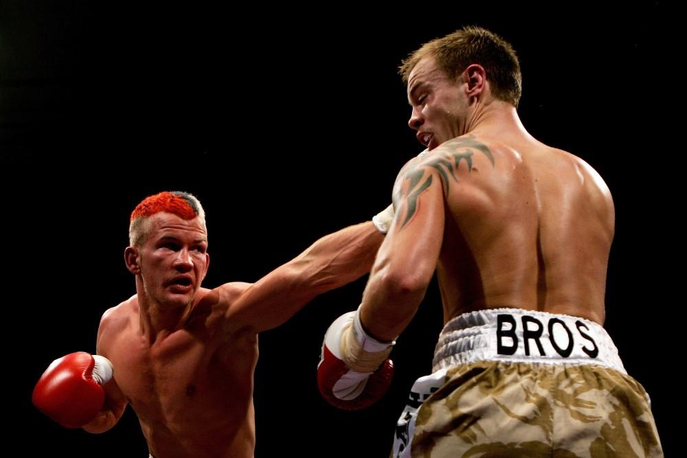Kell Brook v Stuart Elwell - Welterweight Championship of Great Britain