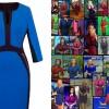 The dress header