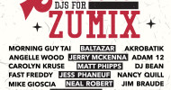 Boston DJs for ZUmix artwork