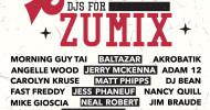 Boston DJs for ZUmix artwork